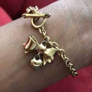 Juicy Couture Small Charm Bracelet